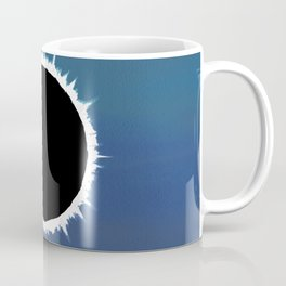 Total Solar Eclipse - Painting Coffee Mug