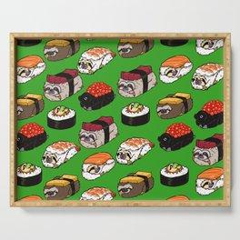 Sushi Sloth Serving Tray