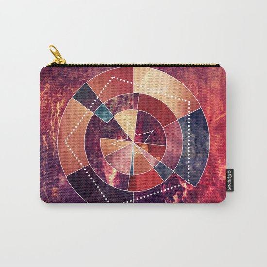 Geometric Rockstar Carry-All Pouch