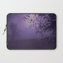 SONG OF THE NIGHTBIRD - LAVENDER Laptop Sleeve