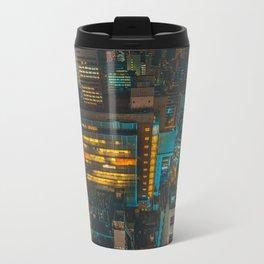 Midnight in Tokyo Travel Mug