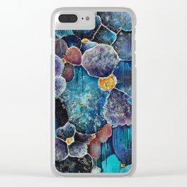 Breathing It In Clear iPhone Case