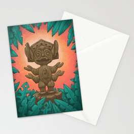 Tiki 626 Stationery Cards