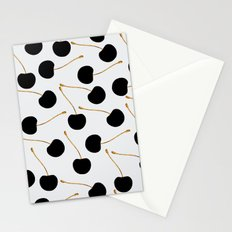 Black Cherries Stationery Cards