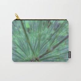 Elegant Equisetum Carry-All Pouch