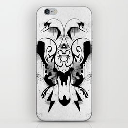 You got the love. iPhone Skin
