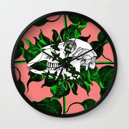 Deathvslife2 Wall Clock