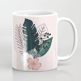 Tropical Bouquet Coffee Mug