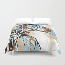 Condor colour Duvet Cover