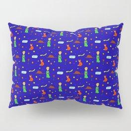 """The Little Prince"" Pattern Pillow Sham"