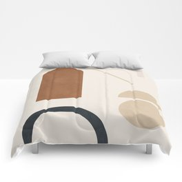Geometric Modern Art 32 Comforters