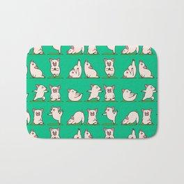 Pig Yoga Bath Mat