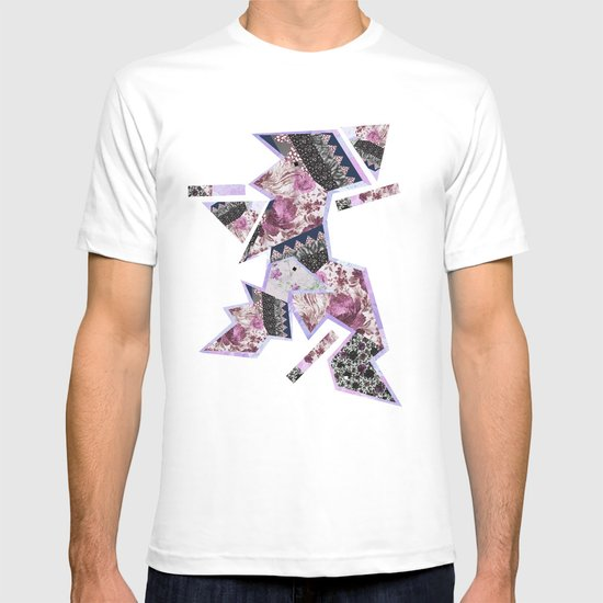 FLORAL HYPNOSIS  T-shirt