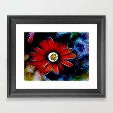Flower Fantasy Framed Art Print