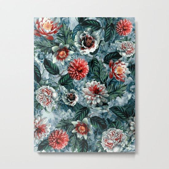 Botanica Metal Print