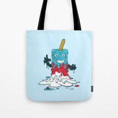 Mr Melty Tote Bag