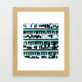 Wine Bottles - version 2 #decor #buyart #society6 Framed Art Print