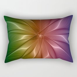 The Life of Colors Rectangular Pillow