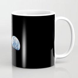 Apollo 8 - Iconic Earthrise Photograph Coffee Mug