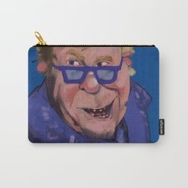 Caricature of Elton John Carry-All Pouch