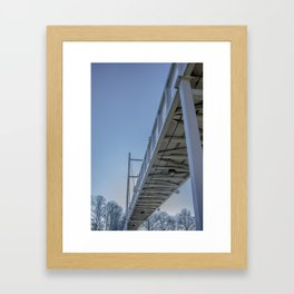 Central Six Retail Park - Coventry, England Framed Art Print