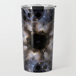 Galaxy mandala #4 Travel Mug