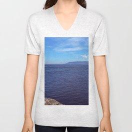 Across the Bay Unisex V-Neck