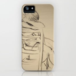 In Silent Beauty iPhone Case