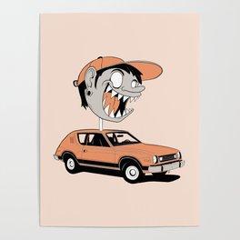 Gremlin Boy Poster