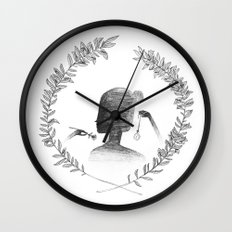 Watching the Time Wall Clock