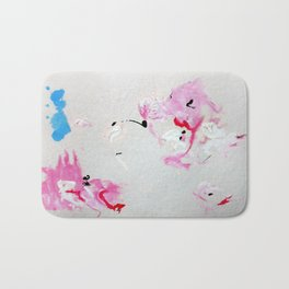 Cy in the Sky - The Copy is a Homage Bath Mat
