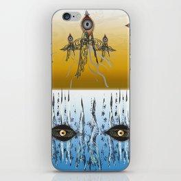 Vision iPhone Skin