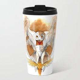 Potter Hedwig Owl Travel Mug