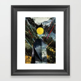 Endeavor in Denver Framed Art Print