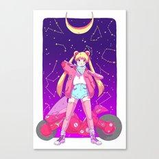 Sailor Moon Print! Canvas Print