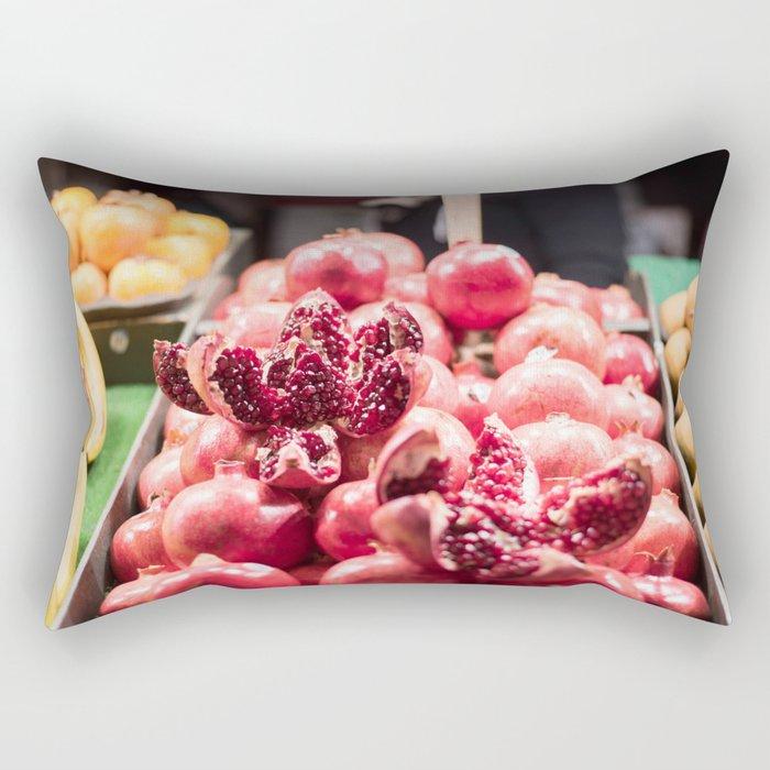 Pikes Maket 11 Rectangular Pillow