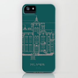 Ornate House 4 iPhone Case