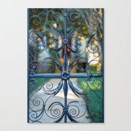 Sword Gate Canvas Print