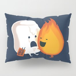 Friendly Fire Pillow Sham