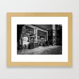 Hopes Framed Art Print