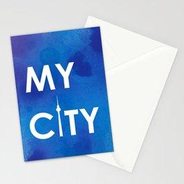 MyCity-Berlin-BlueA Stationery Cards