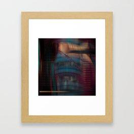 Patriot Games Framed Art Print