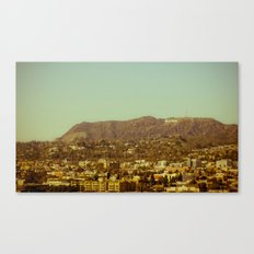 TheWest Canvas Print