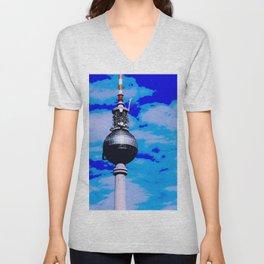 POP ART Berlin Unisex V-Neck