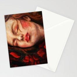 130: opioid slumber Stationery Cards