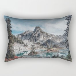 Watersprite Lake 2 Rectangular Pillow