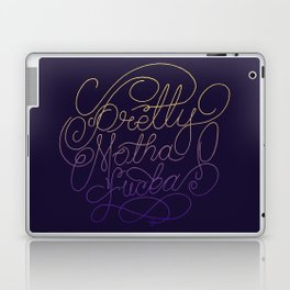 Stay Pretty Laptop & iPad Skin