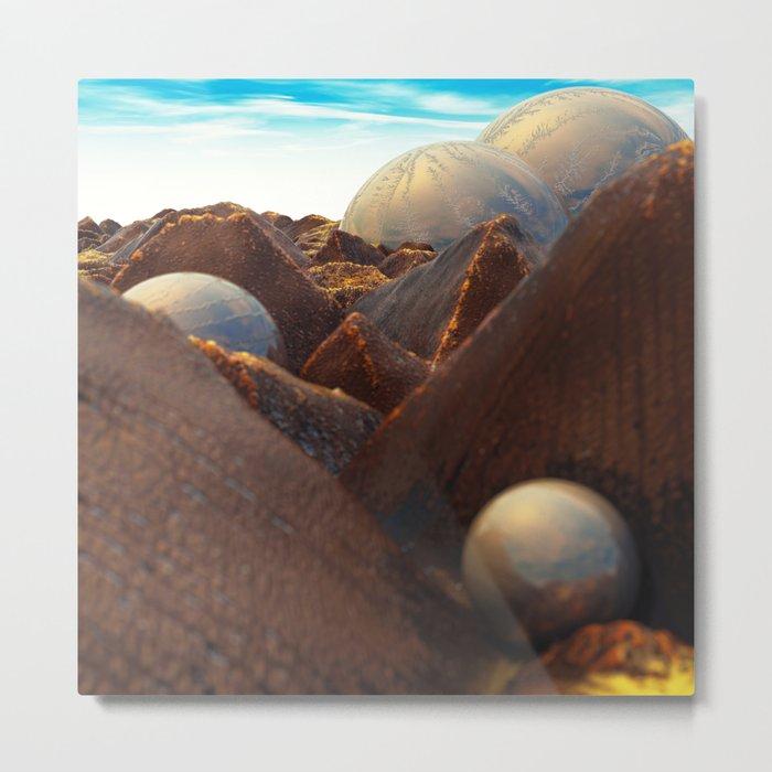 [01-06-16] - Brimstone Metal Print