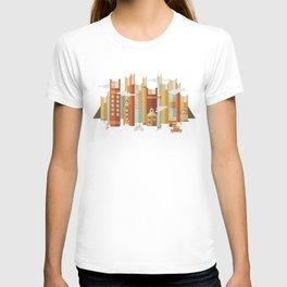 Big Books, Little People T-shirt