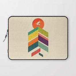 Lingering Mountains Laptop Sleeve